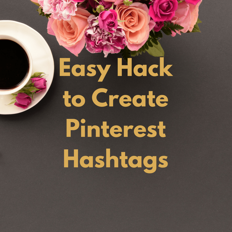 Pinterest Hashtags