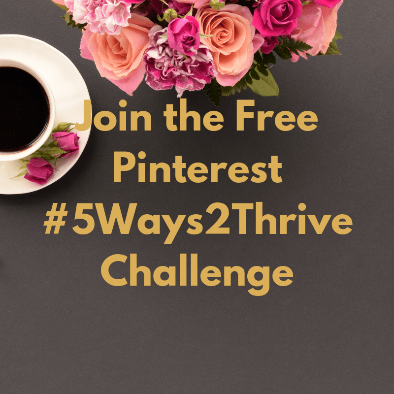 Join the Free #5Ways2Thrive Challenge