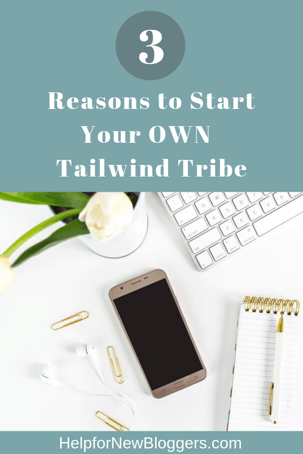 Start your own Tailwind Tribe