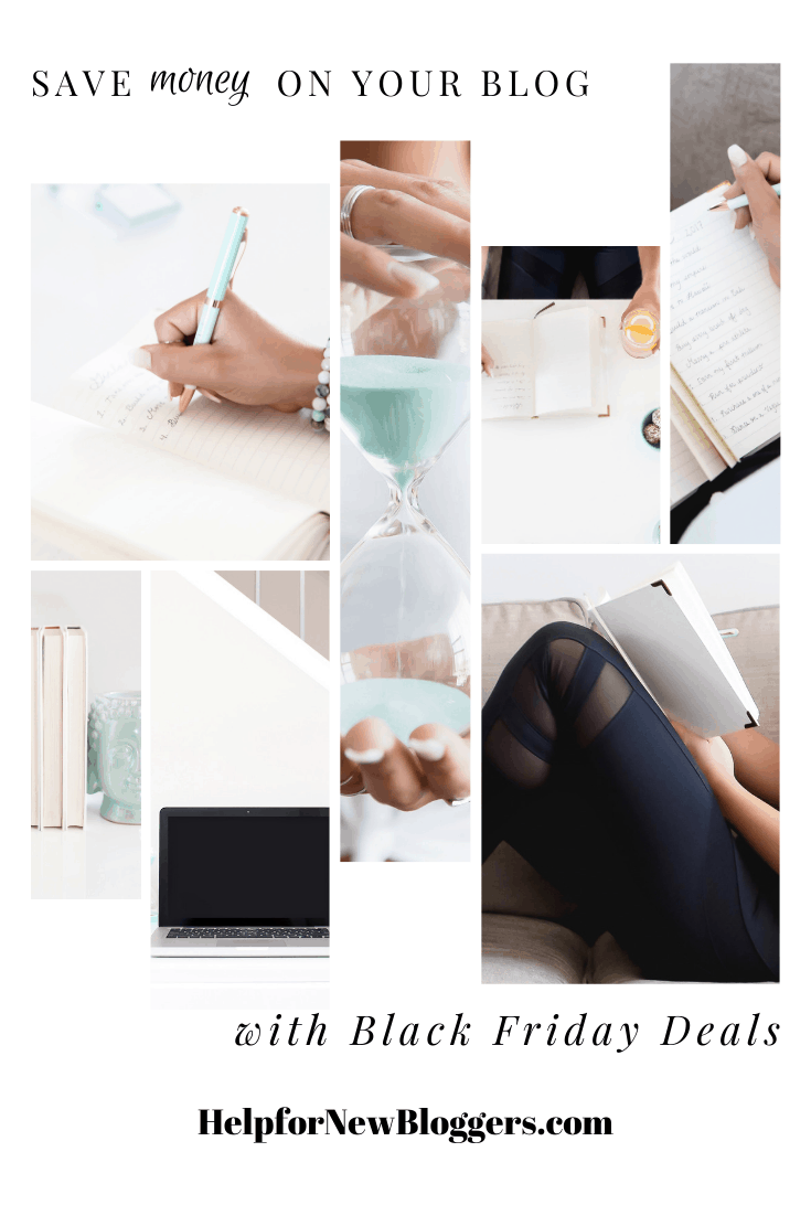 Save Money on your Blog with Black Friday Deals