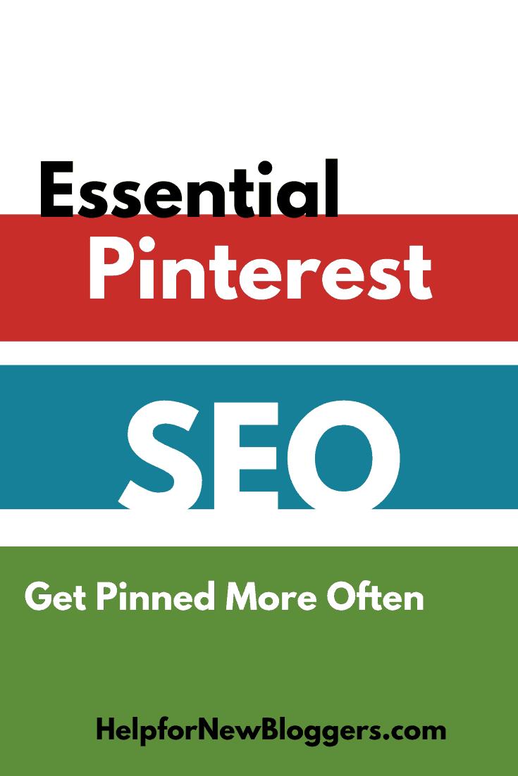 Essential Pinterest SEO