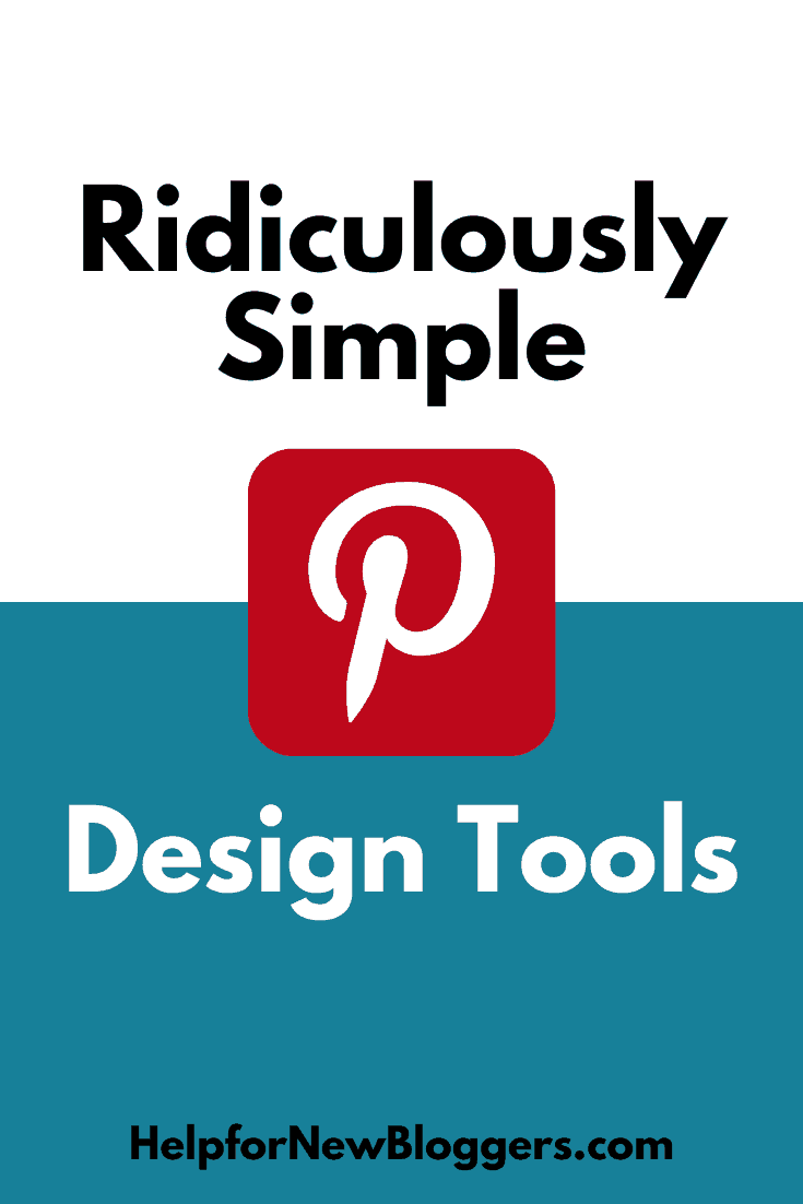 Ridiculously Simple Pinterest Design Tools
