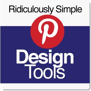 Ridiculous Simple Pinterest Design Tools