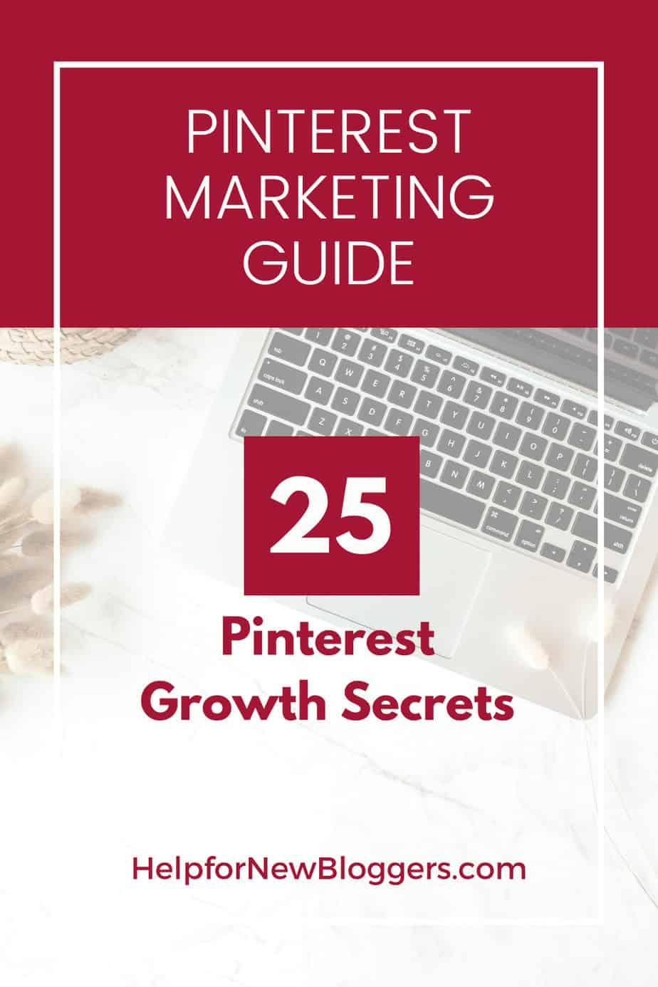 25 Pinterest Growth Secrets