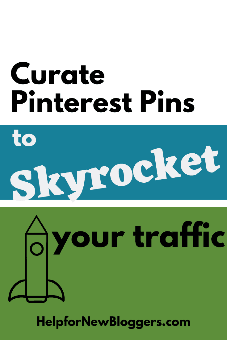 Curate Pinterest Pins