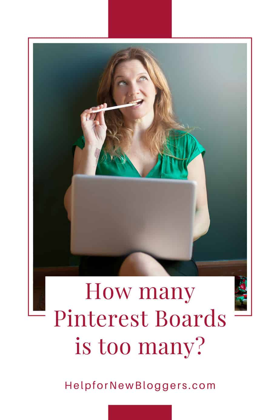 How many Pinterest boards should I have?