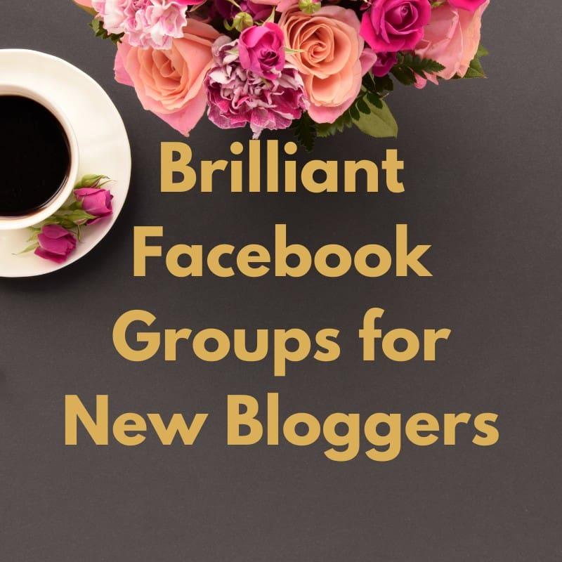 Brilliant Facebook Groups for Beginning Bloggers