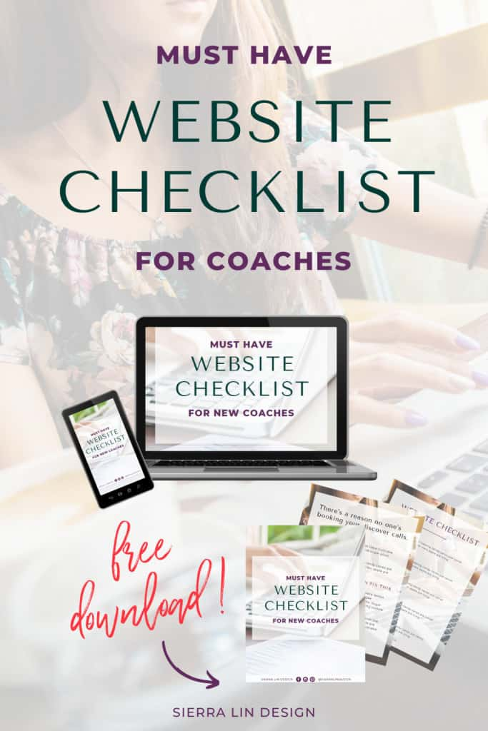 Sierra Janisse Coaching Website