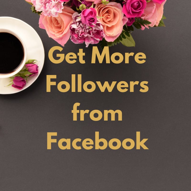 Get More Followers from Facebook